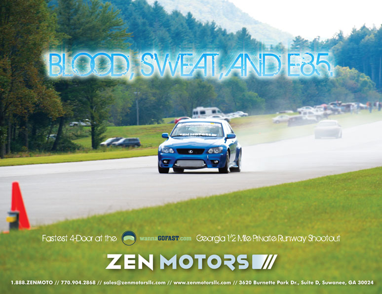 Zen Motors Magazine Advertisement - 4
