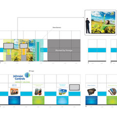 Johnson Controls Tradeshow Exhibit Graphics
