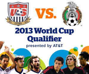 AT&T World Cup Promotion Banner Storyboard