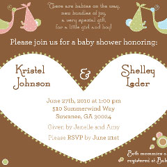 Joint Themed Invitation
