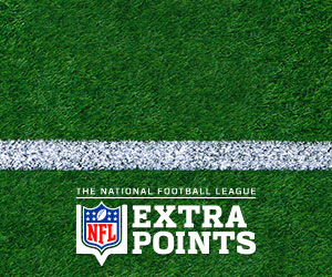 NFL Extra Points Credit Card - 300x250 Flash Banner Storyboard 1