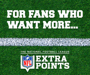 NFL Extra Points Credit Card - 300x250 Flash Banner Storyboard 3