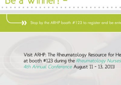 Atlanta College of Rheumatology Advertisements
